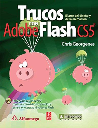 9786077072638: trucos con adobe flash cs5. georgene