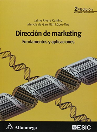 9786077074137: Dirección de marketing - fundamentos y aplicaciones (Spanish Edition)