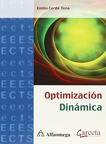 9786077074168: Optimización Dinámica