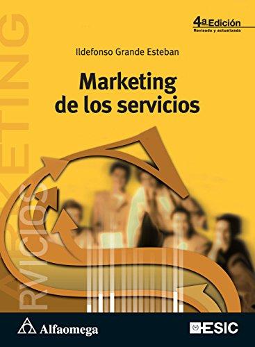 9786077075097: Marketing de los servicios - 4ª ed (Spanish Edition)