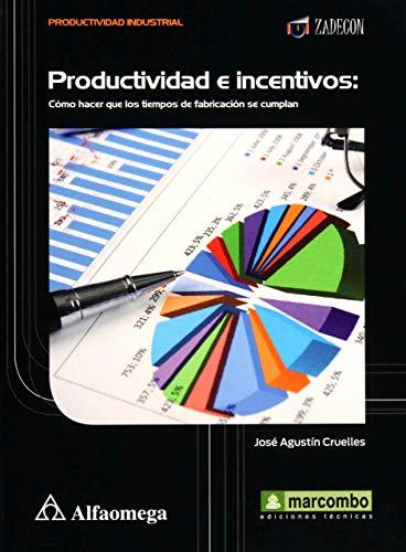 Productividad e incentivos - cómo hacer que: CRUELLES RUÍZ; José