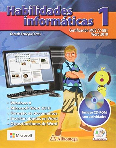 9786077076360: 1. Habilidades Informaticas