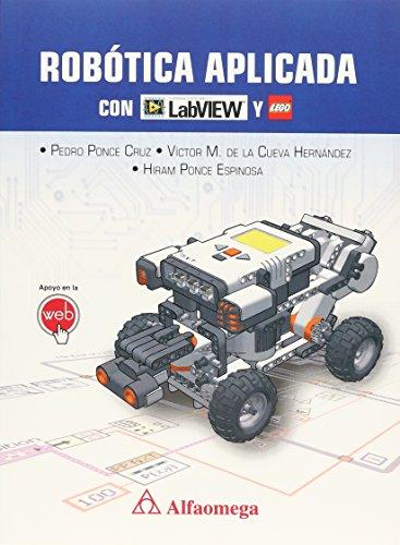 ROBOTICA APLICADA CON LABVIEW Y LEGO: PONCE CRUZ, PEDRO