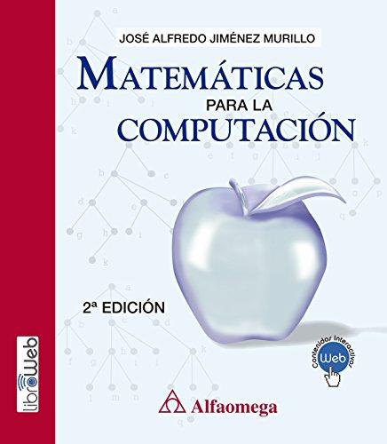 9786077077190: Matemáticas para la computación 2a ed (Spanish Edition)