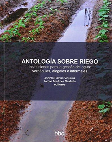 Antología sobre Riego