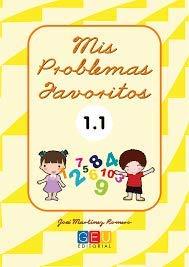 9786077260868: Mis problemas favoritos 1.1 CURSIVA