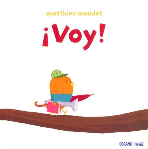 9786077351627: Voy (Spanish Edition)