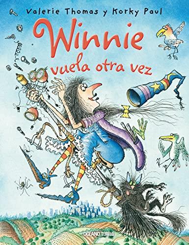 9786077354789: Winnie vuela otra vez/ Winnie Flies Again (Spanish Edition)