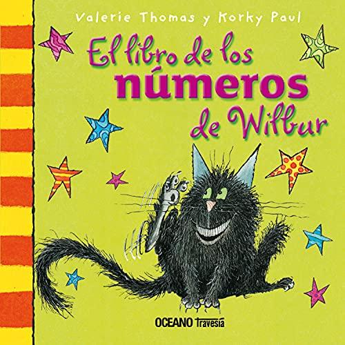 9786077355786: El libro de los números de Wilbur (Spanish Edition)