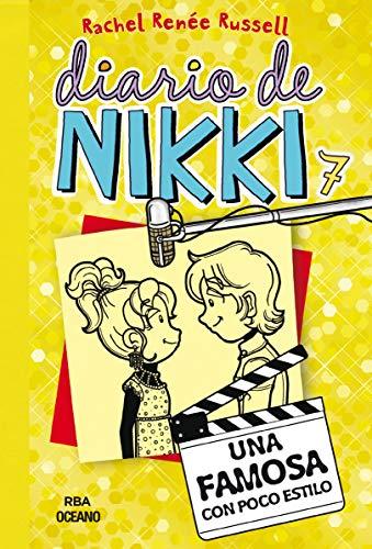 9786077356189: Diario de Nikki 7. Una famosa con poco estilo