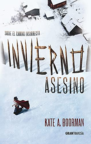 9786077357339: Invierno asesino (Spanish Edition)