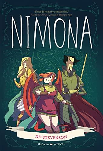 9786077357766: Nimona (Historias graficas) (Spanish Edition)