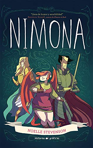9786077357766: Nimona (Spanish Edition)