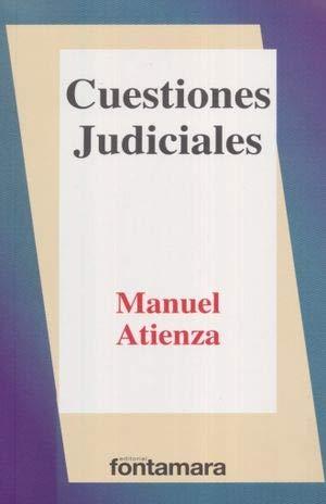CUESTIONES JUDICIALES: Atienza, Manuel