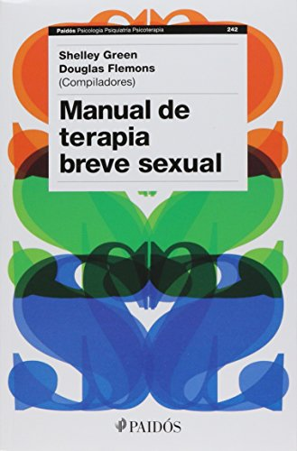 9786077470533: Manual De Terapia Breve Sexual