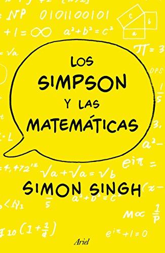 9786077470717: Los Simpson y las matemáticas (Spanish Edition)
