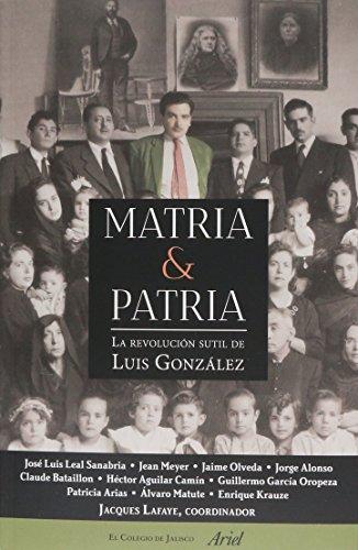 9786077471028: Matria y Patria