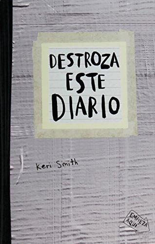 Destroza Este Diario. Gris (Paperback): Keri Smith