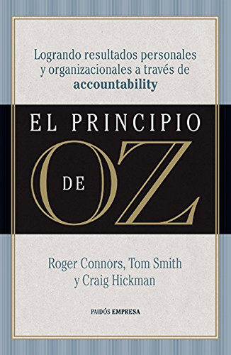 9786077473107: El principio de Oz (Spanish Edition)