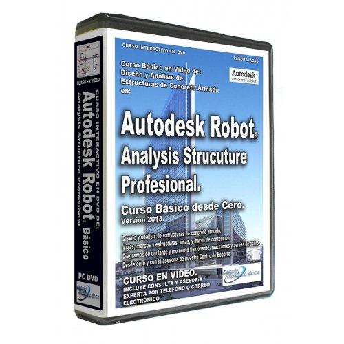 9786077508991: Curso de Robot 2014 Structural Analysis Professional. (Spanish Edition)
