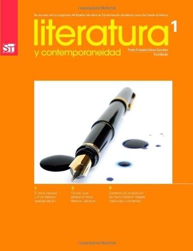 9786077529323: Literatura y Contemporaneidad 1
