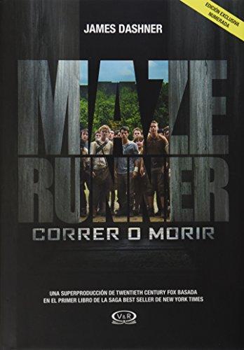 MAZE RUNNER CORRER O MORIR [Hardcover] DASHNER,: DASHNER, JAMES