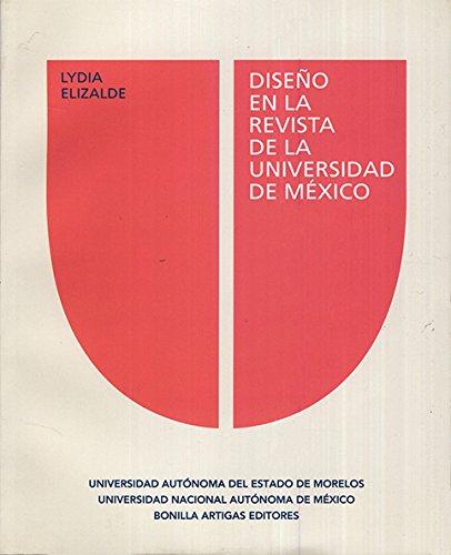 9786077588153: Dise?o En La Revista De La Univ. De Mexico
