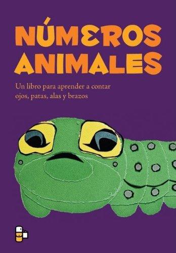 9786077602026: Numeros animales/ Animal Numbers (Spanish Edition)