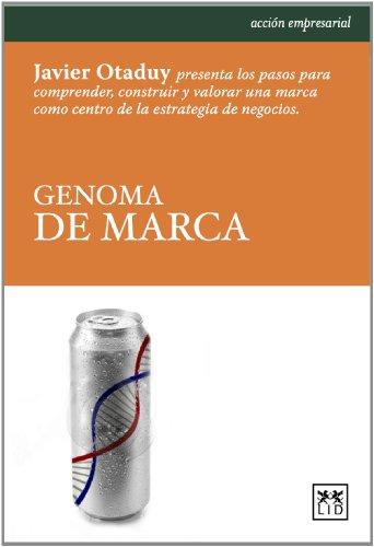 GENOMA DE MARCA: Otaduy, Javier