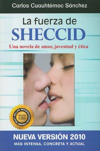 9786077627067: Fuerza de Scheccid (Spanish Edition)