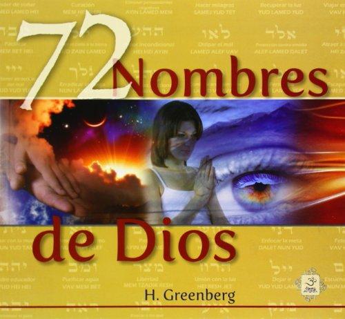 9786077628149: 72 nombres de Dios