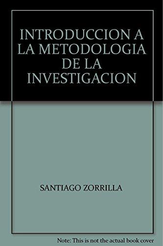 9786077638124: INTRODUCCION A LA METODOLOGIA DE LA INVESTIGACION