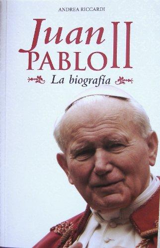 9786077648932: Juan Pablo II La Biografia (Spanish Edition Paperback) Pope John Paul II