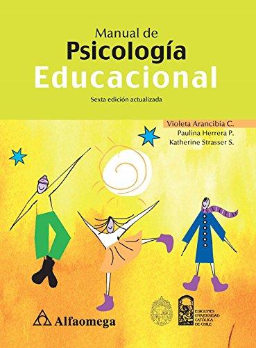 9786077686163: Manual Psicologico Educacional 6 ed. (Spanish Edition)