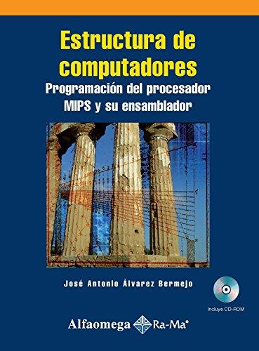 Estructura de Computadores, Prog. del Porcesador MIPS: BERMEJO, Jose Antonio