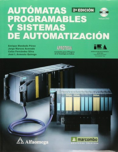 Autonomas Programables y Sistemas de Automatizacion. (Spanish: Enrique MANDADO PEREZ;