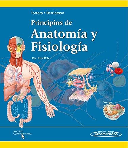 principios anatomía fisiología de gerard tortora - Iberlibro