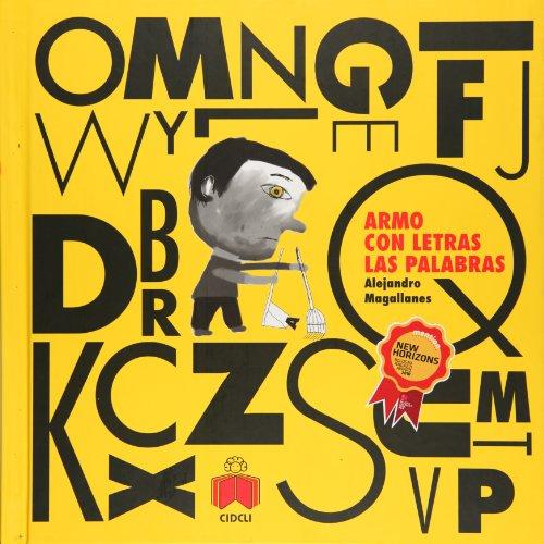 9786077749059: Armo con letras las palabras (Spanish Edition)