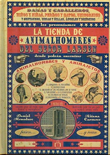 9786077749141: La tienda de animalhombres del se/ntilde;or Larsen (Spanish Edition)