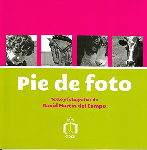 9786077749394: Pie de foto (Spanish Edition)