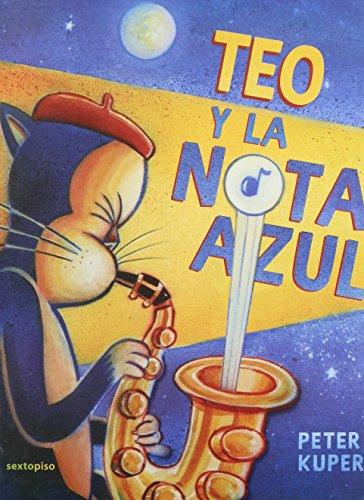 Teo y la nota azul (6077781282) by Peter Kuper