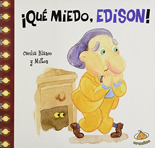 9786077835714: QUE MIEDO, EDISON (MEX C)