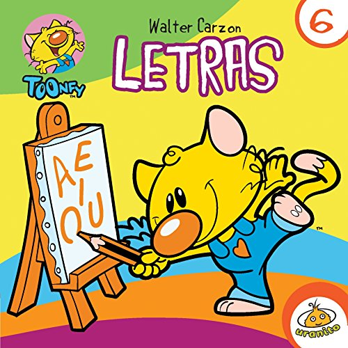 9786077835844: Letras (Toonfy 6) (Spanish Edition) (Coleccion Toonfy)