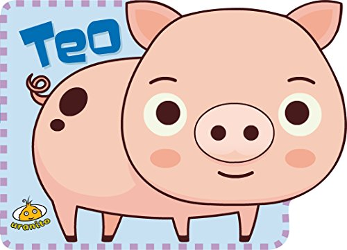 9786077835974: Teo (Spanish Edition)