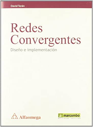9786077854890: REDES CONVERGENTES (Spanish Edition)