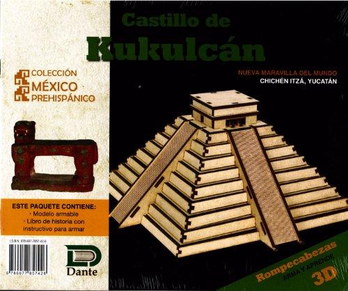 9786077857426: Castillo de Kukulcán