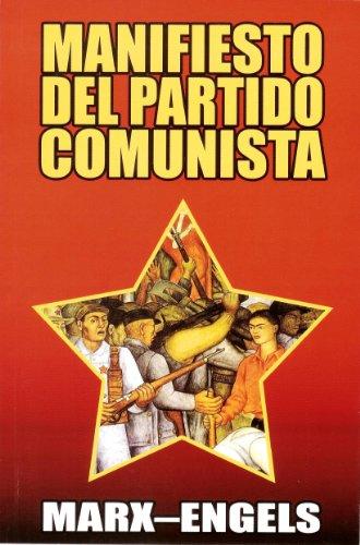 9786077872153: Manifiesto del Partido Comunista (Spanish Edition)