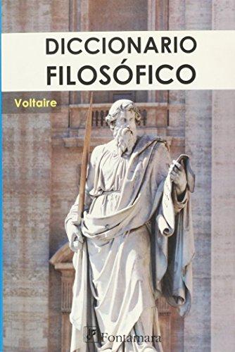 9786077921196: DICCIONARIO FILOSÓFICO
