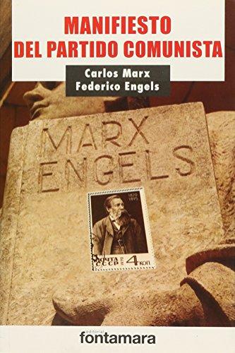 9786077971085: Manifiesto del partido comunista