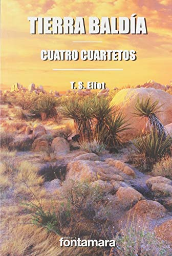 9786077971634: TIERRA BALDÍA / CUATRO CUARTETOS